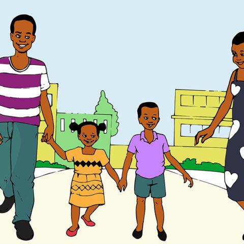 Catalogue de justice familiale en Ouganda