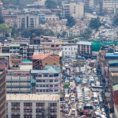 Justice Needs and Satisfaction in Kenya
