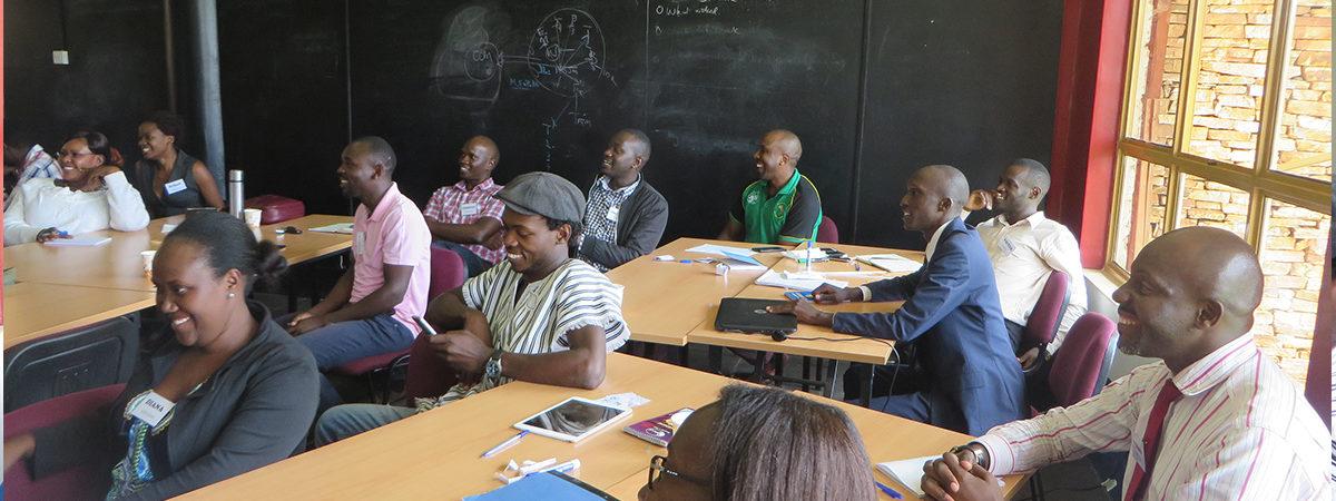 Fast lane for justice innovation in Uganda! | HiiL